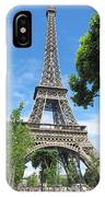 Eiffel Tower - 1 IPhone Case