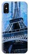 Eiffel Tower 2 IPhone Case