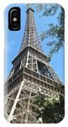 Eiffel Tower - 2 IPhone Case
