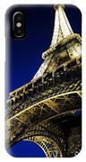 Eiffel Tower - Paris IPhone Case