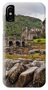 Eilean Donan Castle 1 IPhone Case