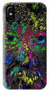 Einsteins Exploding Head IPhone Case