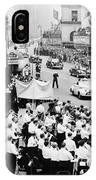 Eisenhower Victory Parade IPhone Case