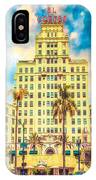 El Cortez IPhone Case