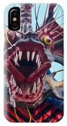 El Diablo IPhone Case