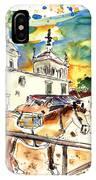 El Rocio 02 IPhone Case