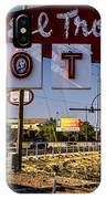 El Trovatore Motel IPhone Case