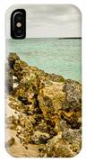 Elafonisi Island IPhone Case