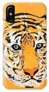 Elainas Tiger IPhone Case