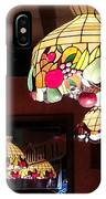 Electric Butterflies IPhone Case