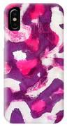 Electric Purple IPhone Case