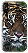 Electric Tiger IPhone Case