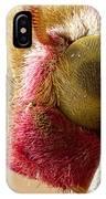Elephant Hawk Moth Extreme Macro IPhone Case