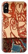 Elephant Shoez IPhone Case