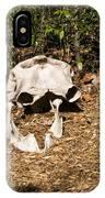 Elephant Skull IPhone Case
