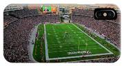 Elevated View Of Gillette Stadium, Home IPhone Case