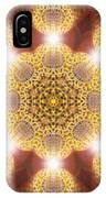 Eleven Sacred Steps Of Light K1 IPhone X Case