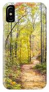 Elfin Forest IPhone Case