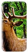 Elk - Grand Canyon National Park IPhone Case