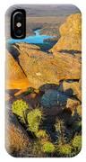 Elk Mountain Sunset IPhone Case
