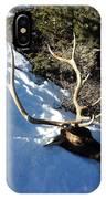 Elk Preservation. IPhone Case