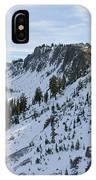 Ellis Peak Trail 5 IPhone Case
