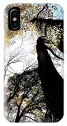 Elora Trees II IPhone Case