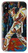 Elvis If I Can Dream IPhone Case