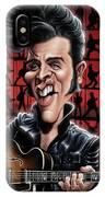 Elvis In Memphis IPhone Case