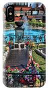 Elvis Presley Burial Site IPhone Case