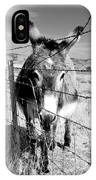 Elwood In Montana IPhone Case