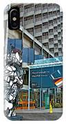 Embarcadero Buildings In San Francisco-california  IPhone Case