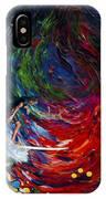 Embraced Surfer IPhone Case
