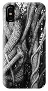Embracing Rooted Love IPhone Case