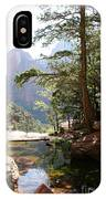 Emerald Pool - Zion Np IPhone Case