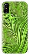 Emerald Scream IPhone Case
