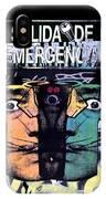 Emergency Dali IPhone Case
