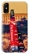 Emirates At Alcatraz IPhone Case