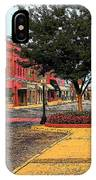 Empty Town IPhone Case