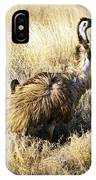 Emu Chicks IPhone Case