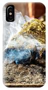 Encens Burning IPhone Case