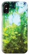 Enchanted Forest 12 IPhone Case