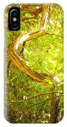 Enchanted Forest 4 IPhone Case