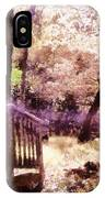 Enchanted Forest IPhone Case