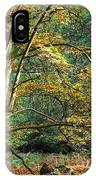 Enchanted Forest Tree IPhone Case