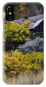 Enchanted Spaces Cabin In The Woods 2 IPhone Case
