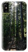 Enchanted Trail IPhone Case
