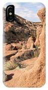 Enchanting Rocks IPhone Case