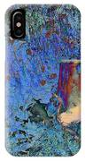 Enchanting Snow Forest IPhone Case