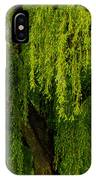 Enchanting Weeping Willow Tree Wall Art IPhone Case